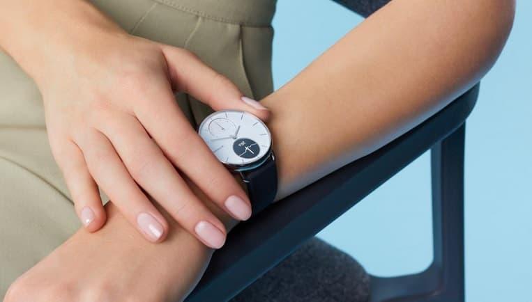 Withings ScanWatch zegarek EKG