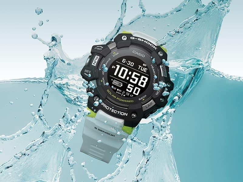 inteligentny zegarek Casio G-Shock GSQUAD GBD-H1000