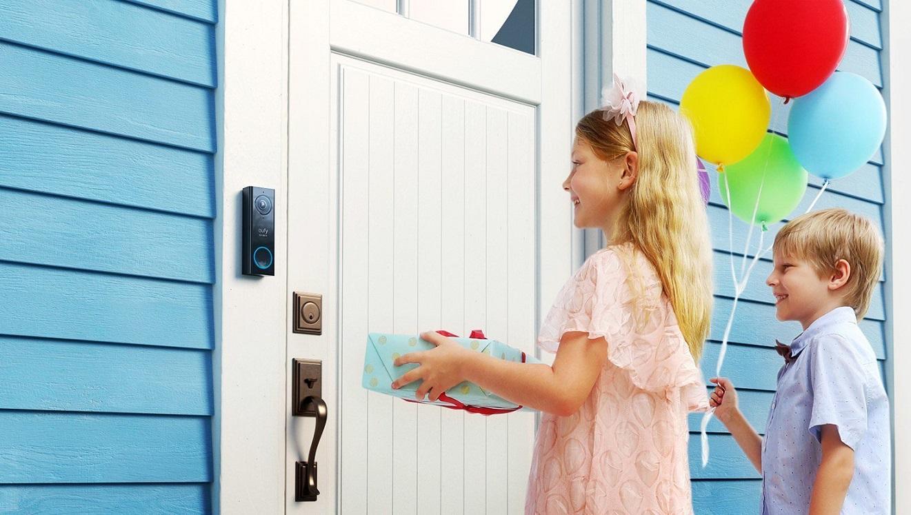 Eufy Video Doorbell  inteligentny dzwonek do drzwi