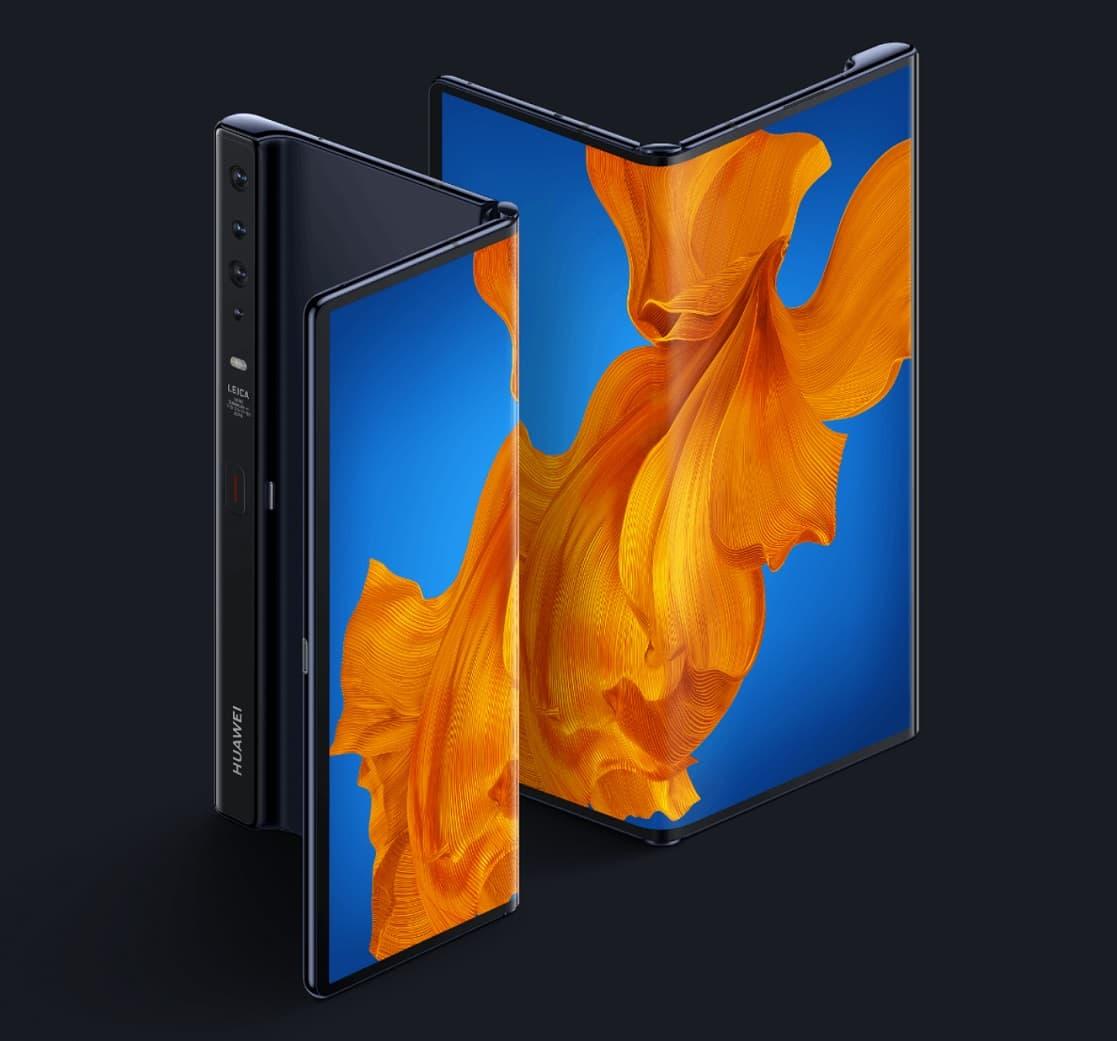 Huawei Mate Xs 5G z Kirin 990 5G