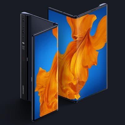 składany Huawei Mate Xs 5G z Kirin 990 5G
