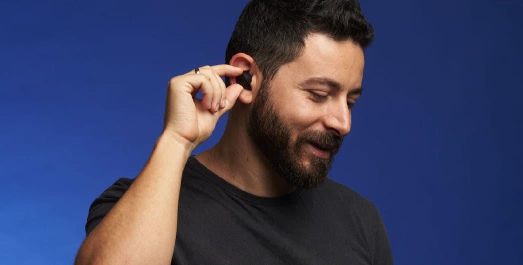 smart aparat słuchowy HuhearaIQbuds2 MAX