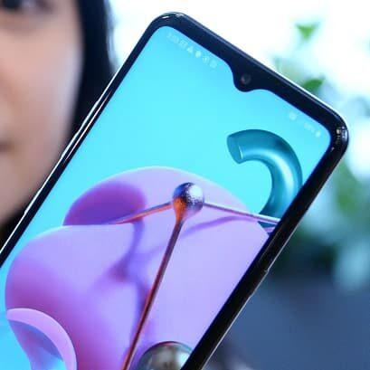smartfon LG Q51
