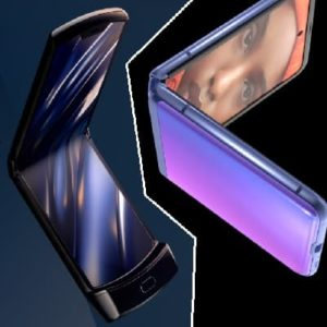 RAZR vs Galaxy Z Flip