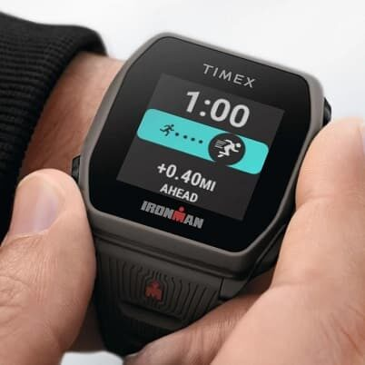 smart zegarek Timex Ironman R300 GPS