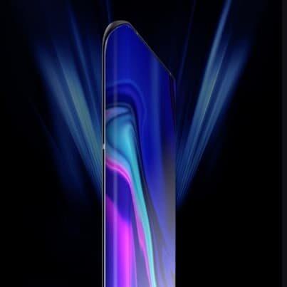koncepcyjny smartfon Vivo APEX 2020