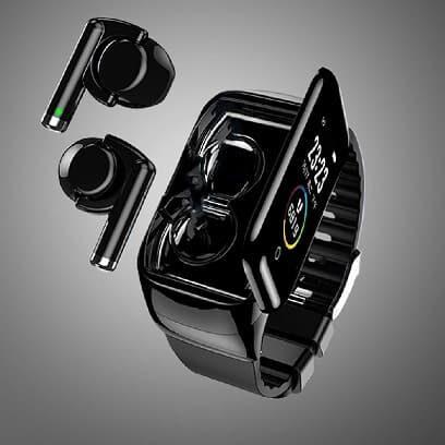 Wrtistbuds - bezprzewodowe słuchawki w smartwatchu