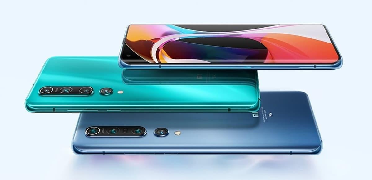 Xiaomi Mi 10 i Mi 10 Pro ze 108 mpx