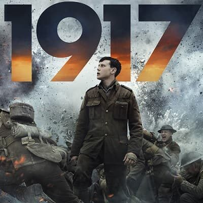 Właśnie obejrzałem: 1917