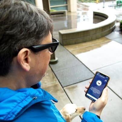 Bose Frames i Soundscape okulary audio dla niewidomych