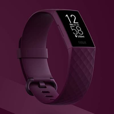 Fitbit Charge 4 z GPS i Fitbit Pay