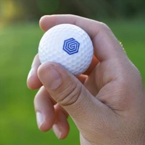 Graff Golf Smart Golf Ball smart piłeczka golfowa