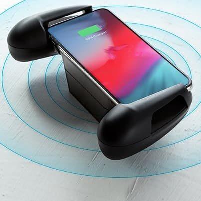Smartfonowy grip HyperX ChargePlay w wersji mobile