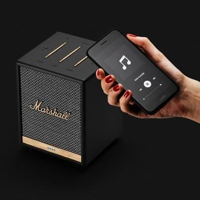 Marshall Uxbridge Voice smart głośnik Alexa