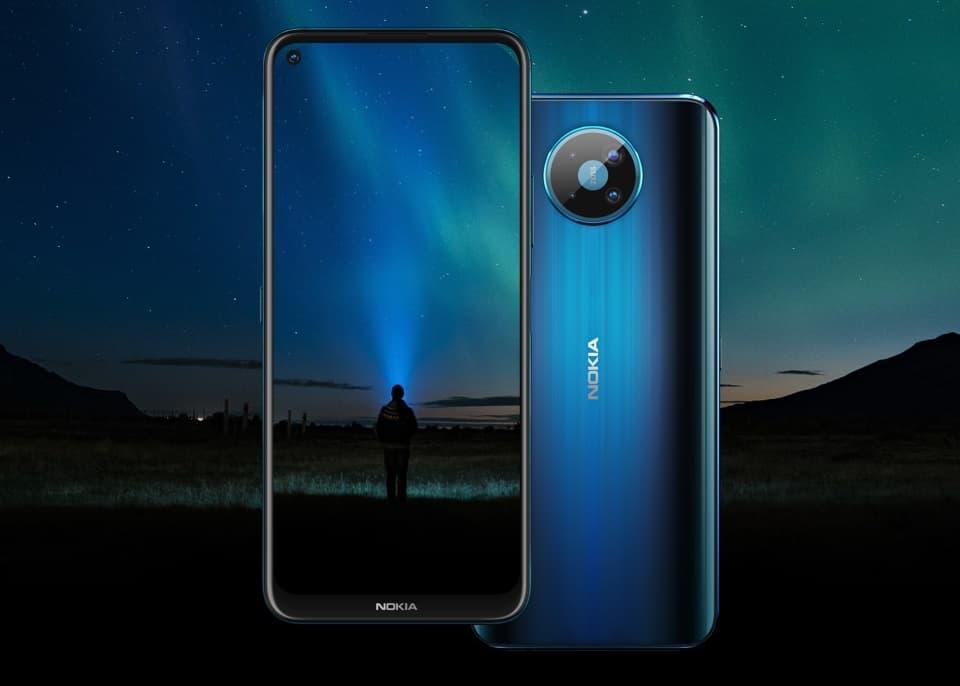 Nokia 8.3 z globalnym 5G