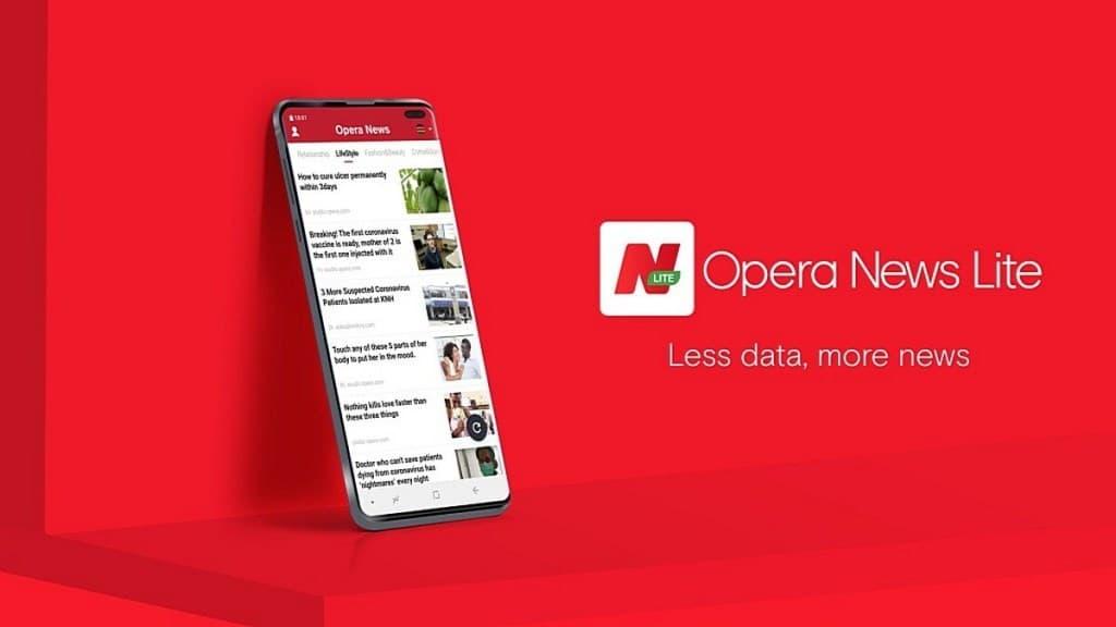 Opera News Lite