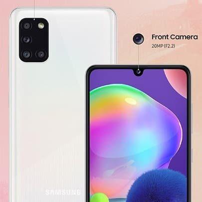 Samsung Galaxy A31 – mid-range, 4 aparaty i 5000 mAh