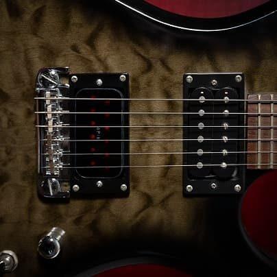 ōPik gitarowy smart przetwornik na podczerwień