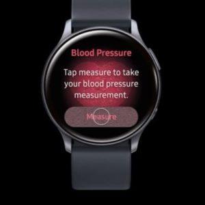 Ciśnieniomierz Galaxy Watch Active 2 ico