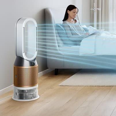 Dyson Pure Humidifi+Cool smart oczyszczacz, nawilżacz