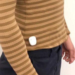 MIT czujniki E-TeCS smart tkanina