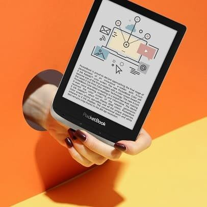 PocketBook Color – kolorowy czytnik E Ink trafi do Europy