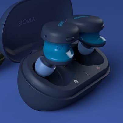 Sony WF-XB700 z EXTRA BASS