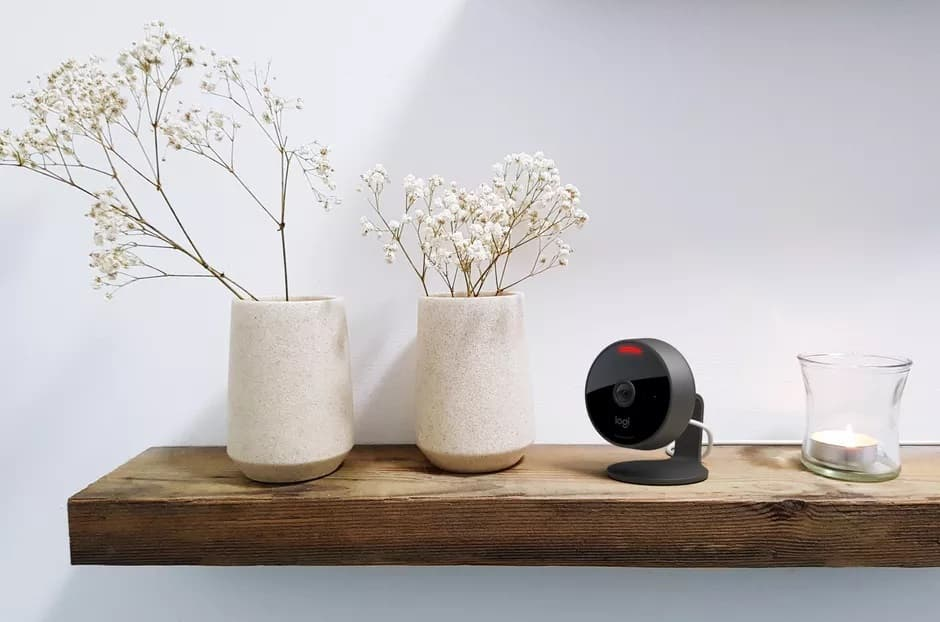 Logitech Circle View z HomeKit Secure Video