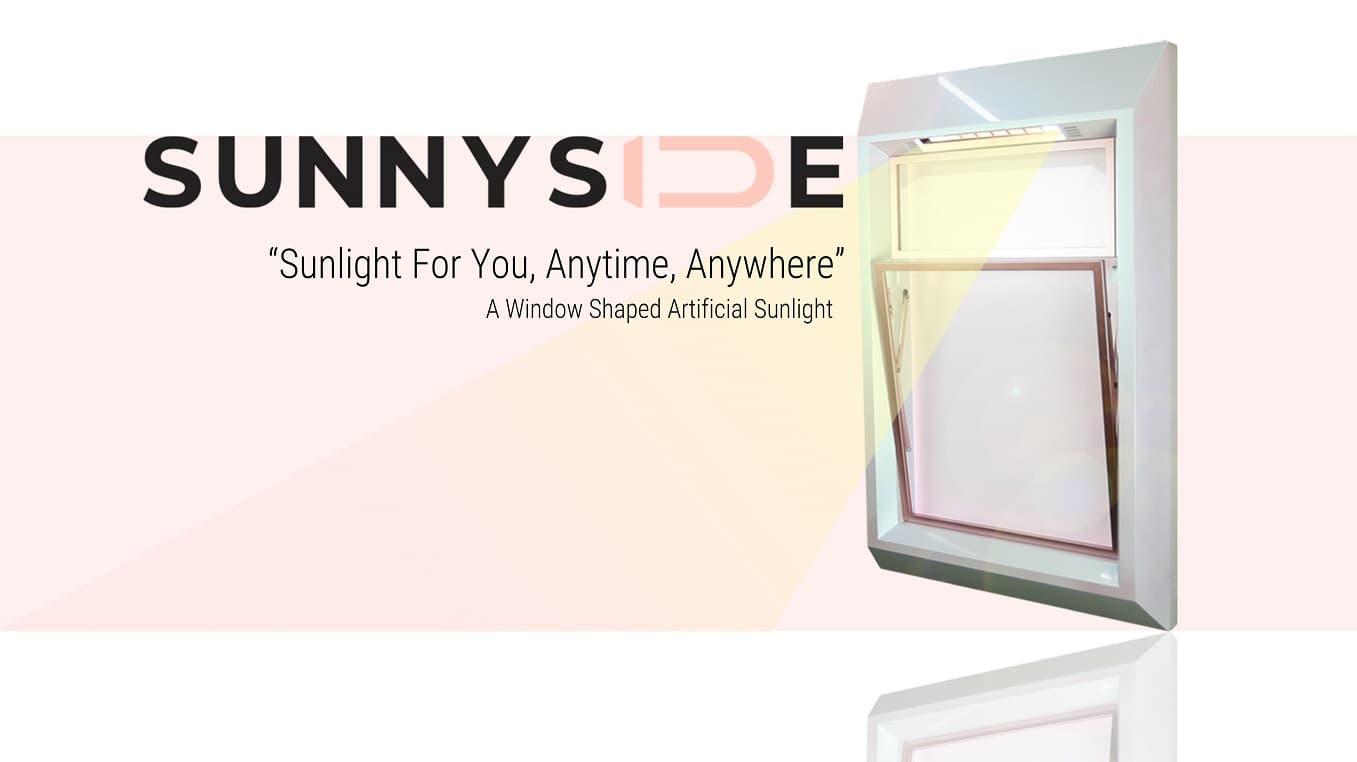 SunnyFive Samsung C-Lab sztuczne okno