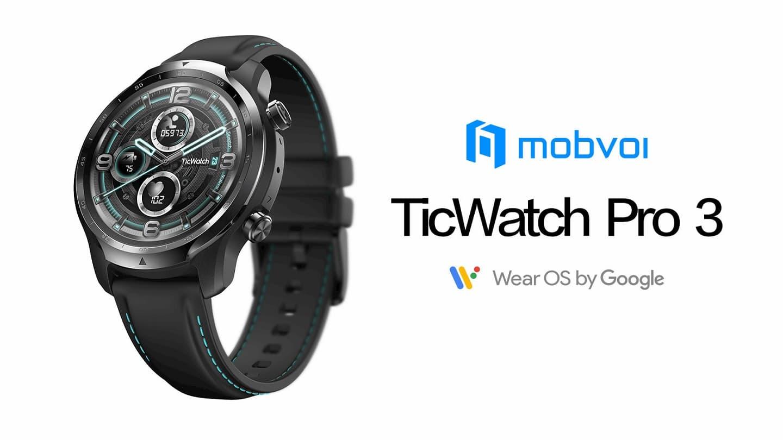 Mobvoi TicWatch Pro 3