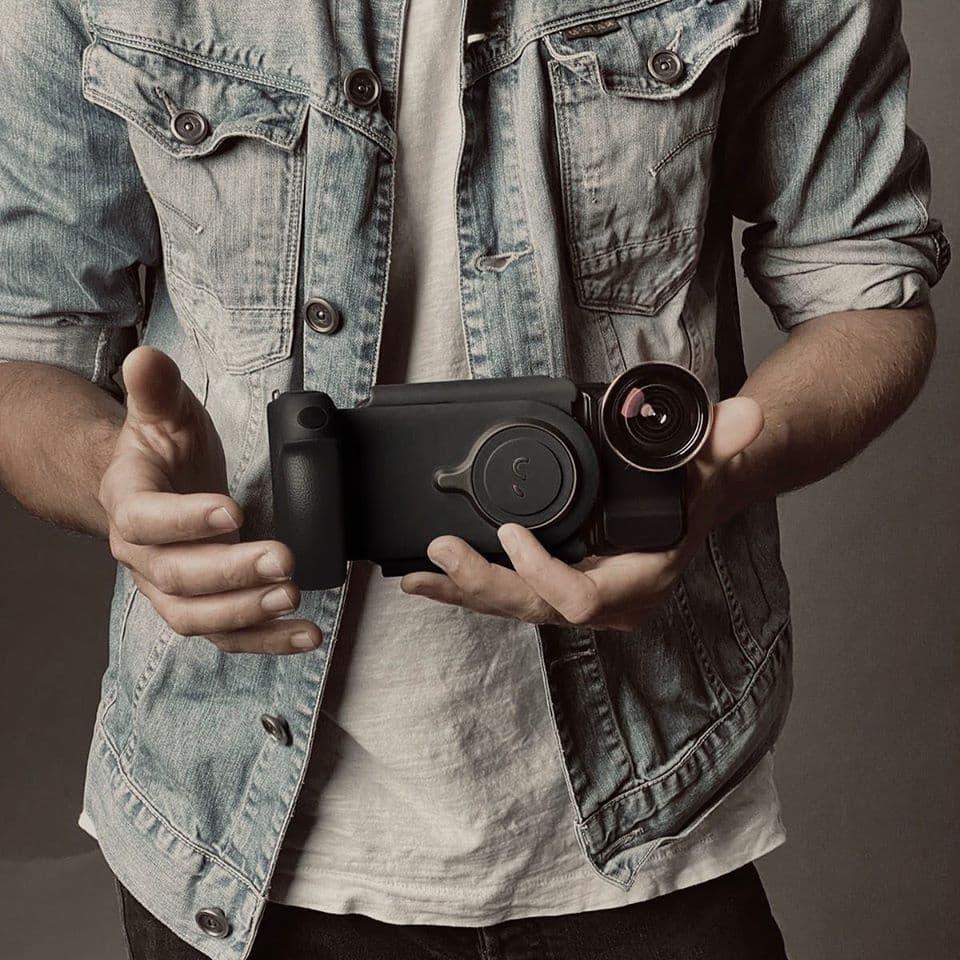 Shiftcam ProGrip uchwyt fotograficzny do smartfona