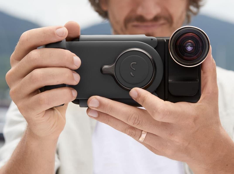 Shiftcam ProGrip - grip do smartfona