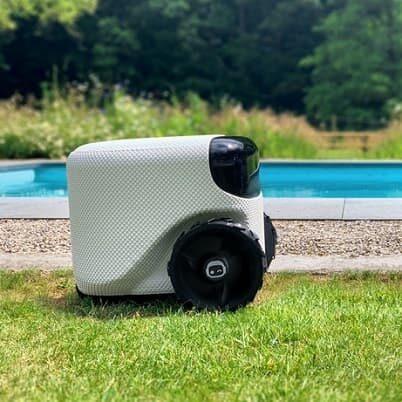 Toadi – smart kosiarka z AI i kamerką 4K