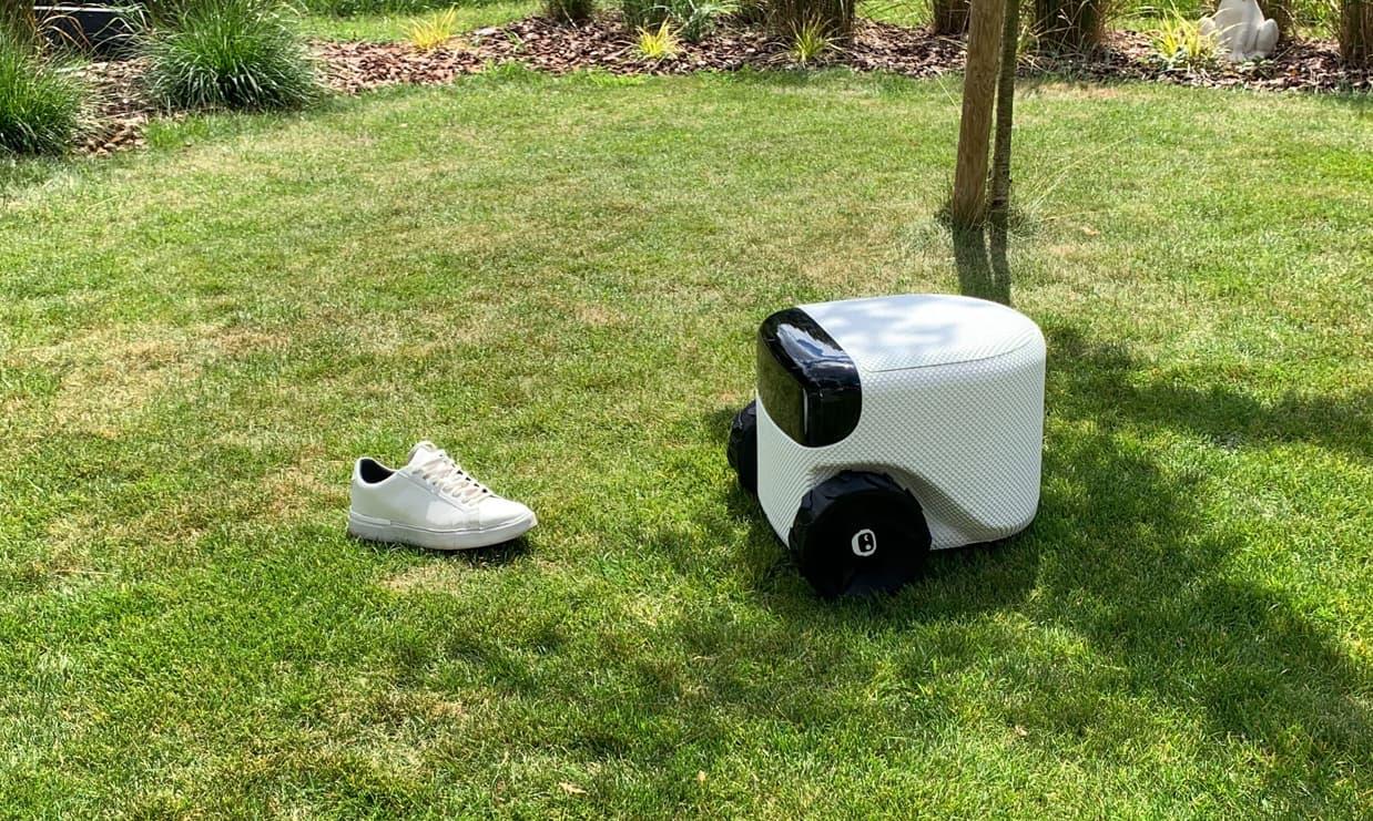 Toadi - smart kosiarka z AI i kamerką 4K