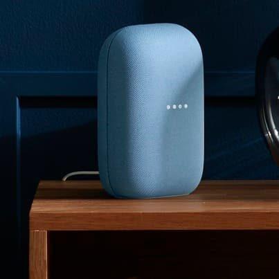 Google Nest Audio – smart głośnik w nowym wydaniu