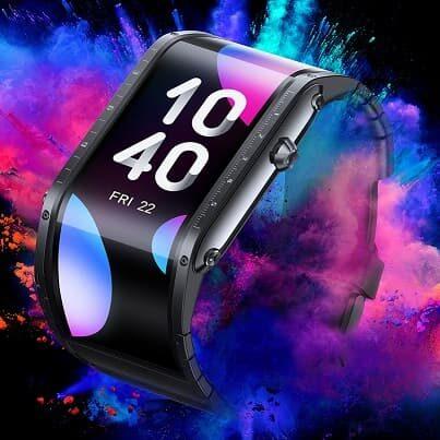 Nubia Watch smartwatch