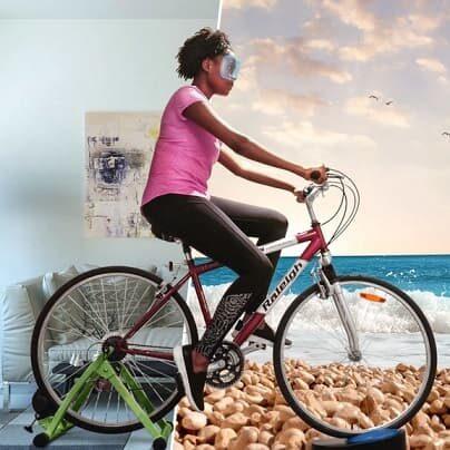 Blync - wirtualne trasy na rower