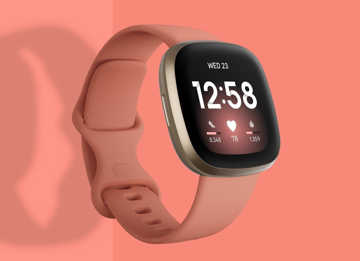 Fitbit Versa 3 z GPS