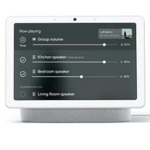 Google Home multiroom