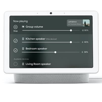 Google Home multiroom