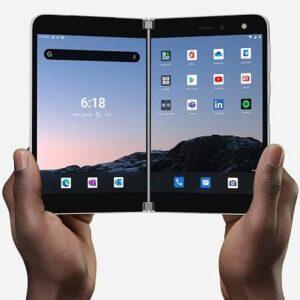 Microsoft Surface Duo - smartfon z podwójnym ekranem
