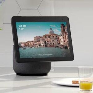 Amazon Echo Show 10 obrotowy ekran do wideopołączeń