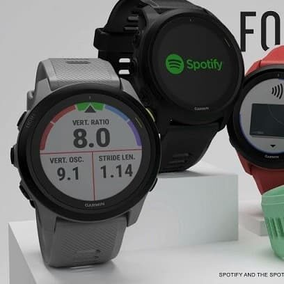 Garmin Forerunner 745 triathlon
