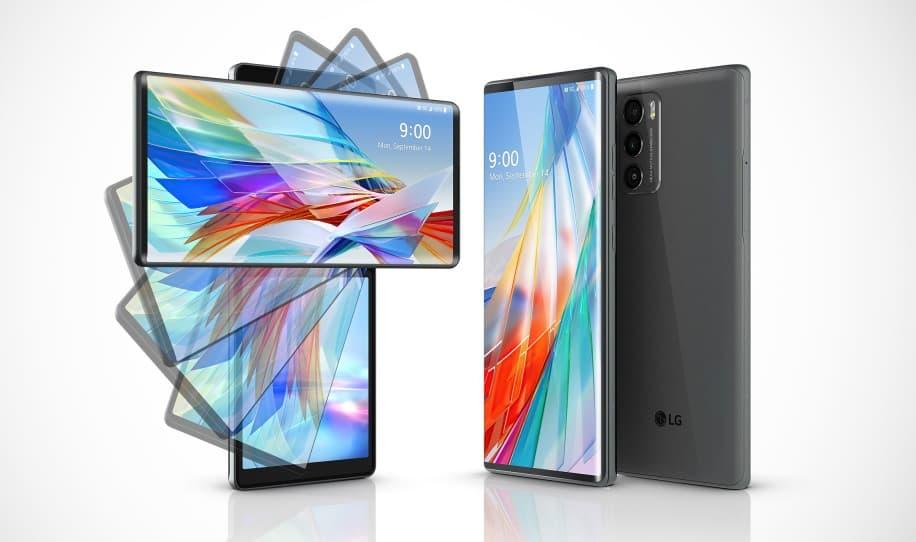 LG Wing 5G z obrotowym ekranem