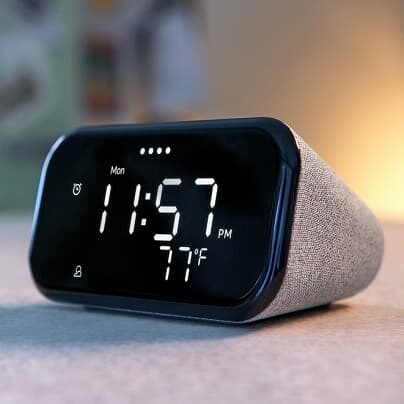 Lenovo Smart Clock Essential