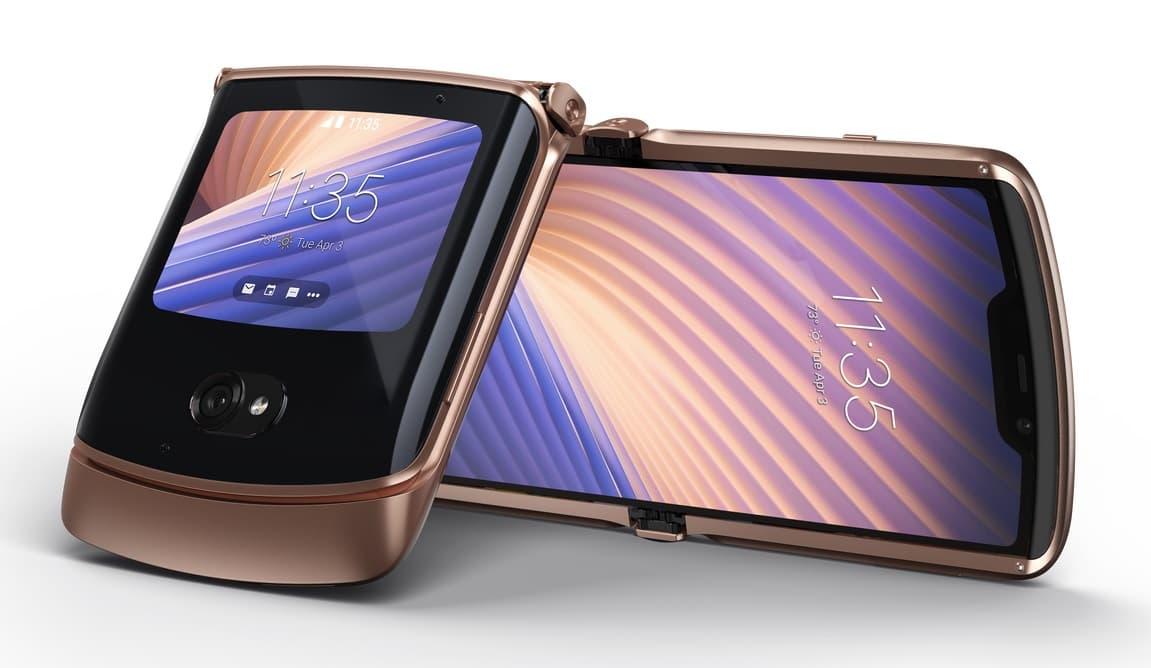 Motorola Razr 5G (2020)