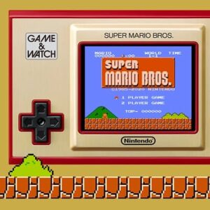 Nintendo Game and Watch Super Mario Bros