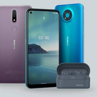 Budżetowe Nokia 2.4 i Nokia 3.4