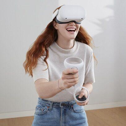 gogle Oculus Quest 2