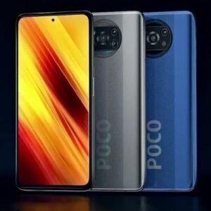 POCO X3 NFC z ekranem 120Hz